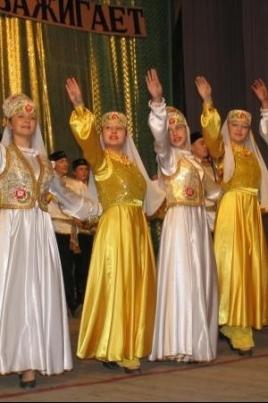 Концерт ансамбля народного танца «Шаян» (г.Казань) постер