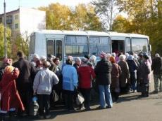 Пригородные и садовые автобусы лишились льготников