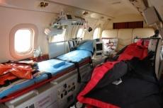 Раненого жителя Марий Эл доставят на спецрейсе в Нижегородскую областную больницу имени Семашко.