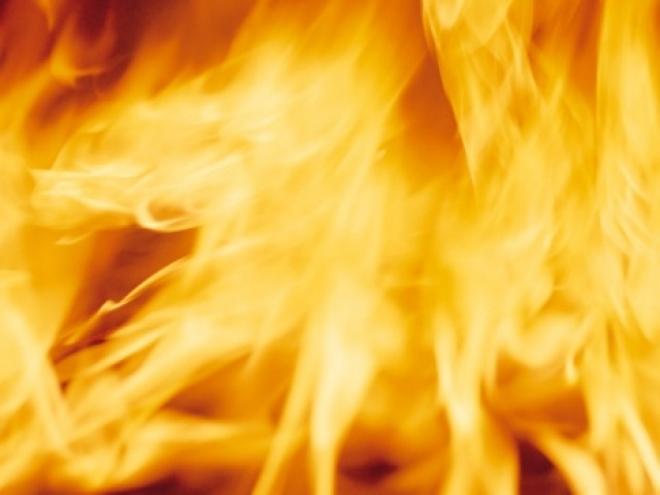 Житель Медведевского района вынес соседа из огня