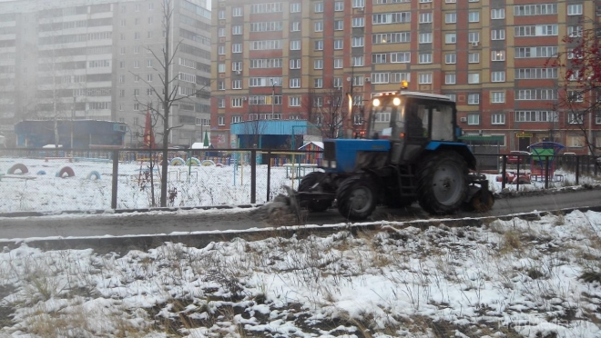 В Йошкар-Оле вывезено на снежную свалку больше 6 тысяч кубометров снега