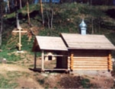 В Мари-Турекском районе у святого источника освящена часовня