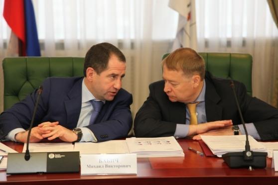 Бабич и Маркелов обсудили вопросы социально-экономического развития Марий Эл