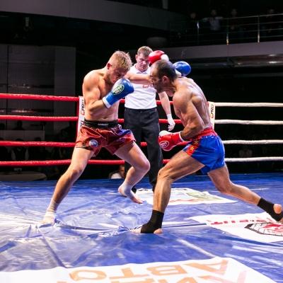Международный турнир и профессиональные бои Tatfight-6