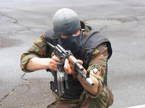 В России появилась национальная гвардия