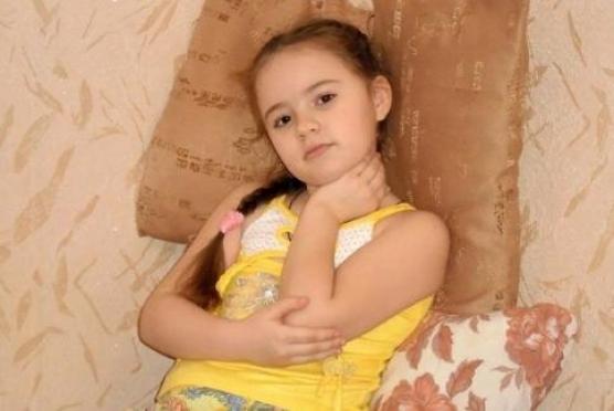 Девочке из Йошкар-Олы срочно нужна помощь
