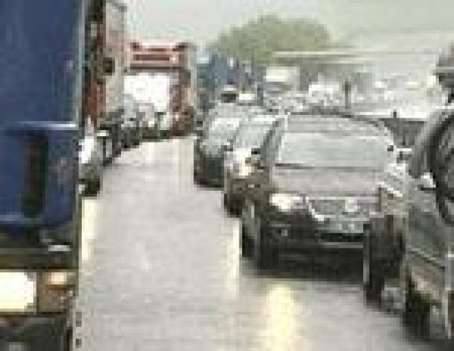 В Марий Эл военные на 30 минут открыли два тракта - Сернурский и Кокшайский