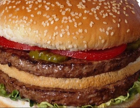Секрет вкусного бургера