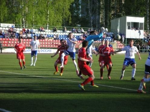 Сергей Таныгин забивает голы, а «Спартак» пока не может выиграть