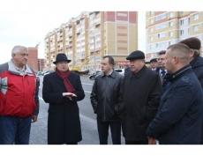Первая очередь проспекта 70-летия Победы готова к эксплуатации