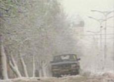 Аномальная зима в Марий Эл выбила водителей из колеи