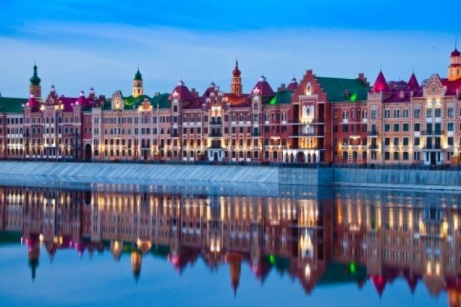 Йошкар-Ола названа одним из наиболее привлекательных городов страны
