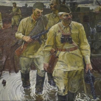 Валерий Чеботкин и его ученики