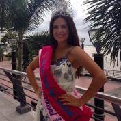 Петербурженка Юлия Ионина лишилась титула «Миссис мира-2014»