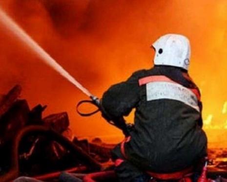 В Йошкар-Оле на пожаре погиб мужчина