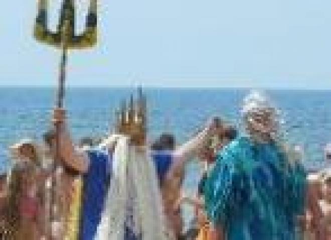 В день Военно-морского флота на пляже Йошкар-Олы будет царствовать Нептун