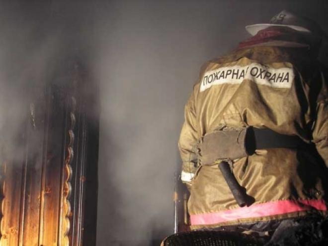 Ночью в Йошкар-Оле горел многоквартирный жилой дом по улице Машиностроителей
