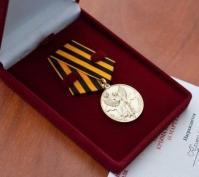 Три срочника из Марий Эл удостоены медалей за «Возвращение Крыма»