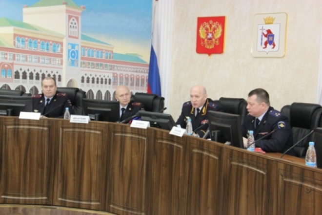 В 2013 году в МВД по Марий Эл были уволены 60 полицейских — Вячеслав Бучнев