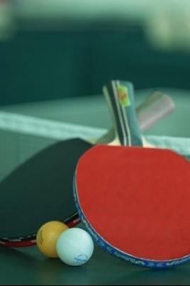 Чемпионат Республики Марий Эл по настольному теннису постер