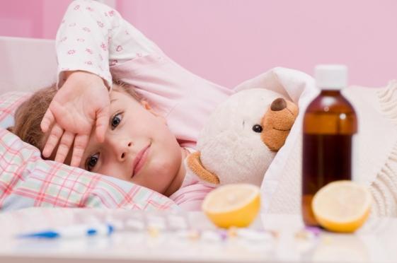 В Марий Эл госпитализированы более 90 детей, больных ОРВИ