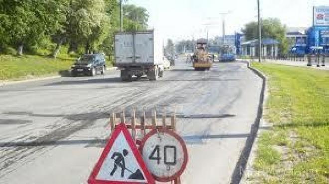Дорожные работы в марийской столице идут по графику