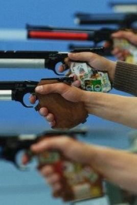 Первенство Республики Марий Эл по пулевой стрельбе постер