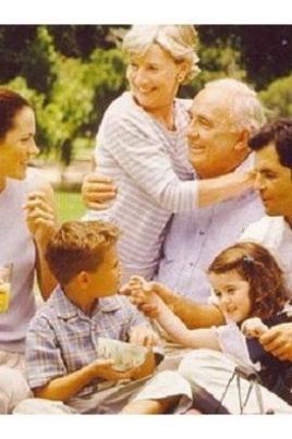 Цели создания семьи постер