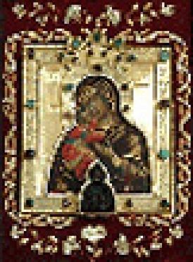 В Ежовский монастырь (Марий Эл) вернут святой образ
