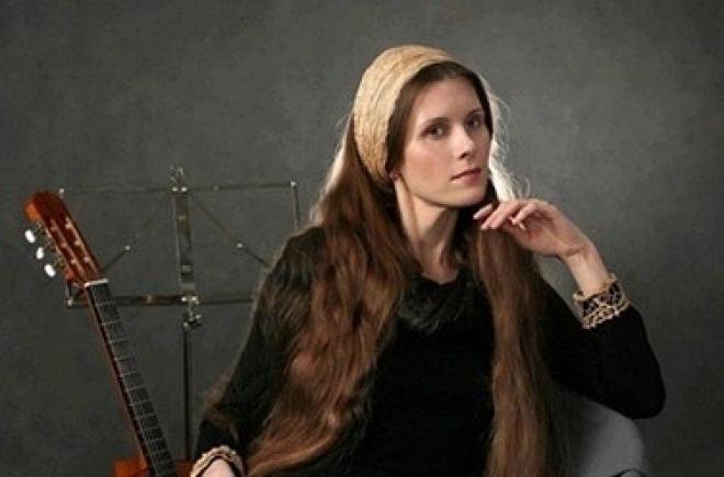 В Йошкар-Оле выступит певица Светлана Копылова