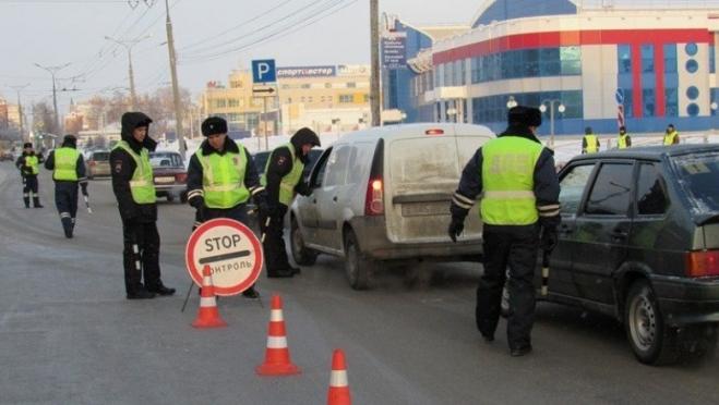 В Йошкар-Оле начались тотальные проверки на дорогах