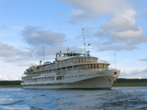 Маршруты туристических пассажирских судов пройдут по территории Марий Эл