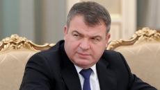Бывший опальный министр обороны РФ Сердюков назначен индустриальным директором одной из госкорпораций