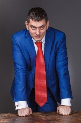 Максим Батырев «45 татуировок менеджера» постер