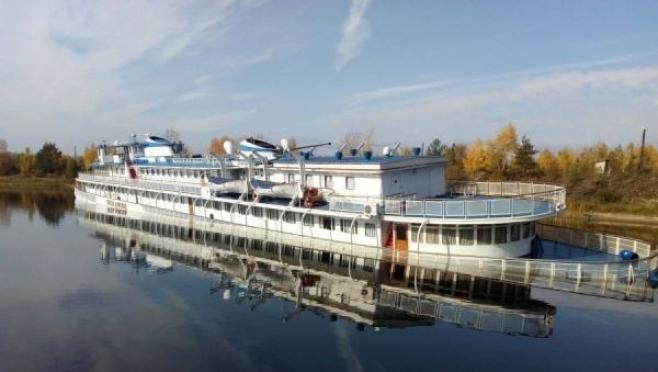 Суд обязал собственника осуществить подъем затонувшего судна «Князь Донской»