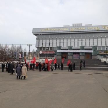 Местные коммунисты поддержали выбор жителей Крыма