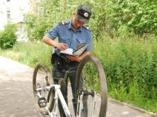 В Йошкар-Оле задержали восьмиклассника, подозреваемого в краже велосипедов