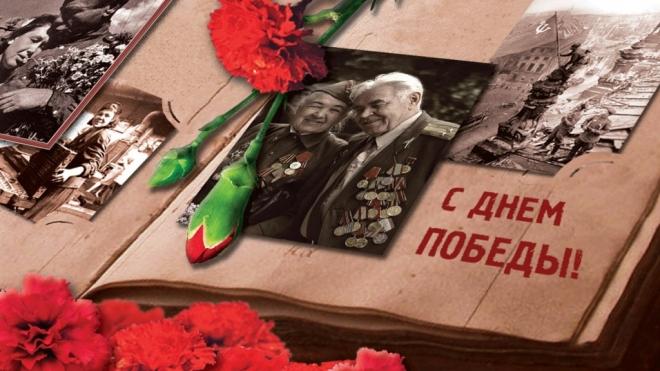 Ветераны ВОВ принимают первые поздравления ко дню Победы от главы Марий Эл