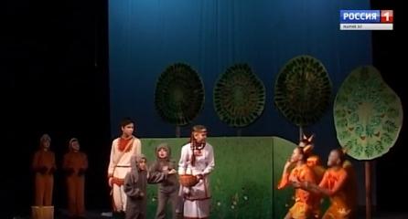 Детская передача «Шонанпыл» 06 12 2017