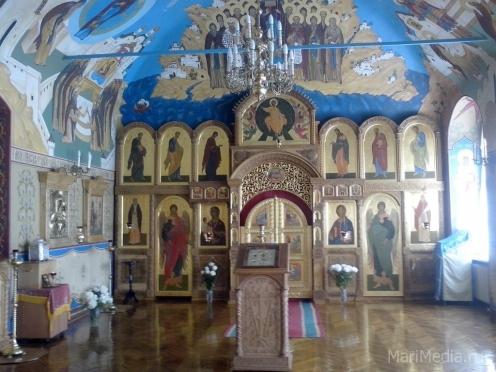 Йошкар-Олинская и Марийская епархия отметила 22 день рождения