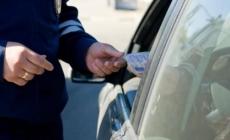 Нарушитель правил дорожного движения оказался злостным неплательщиком