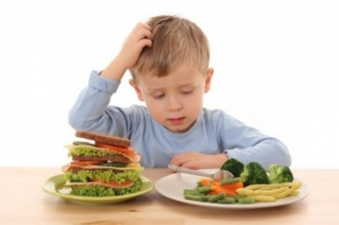 Начать борьбу с лишним весом планируют со школ