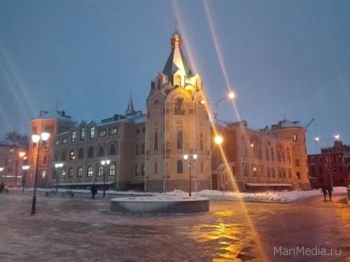 Йошкар-олинские фонтаны обойдутся городской казне в 5,5 млн рублей
