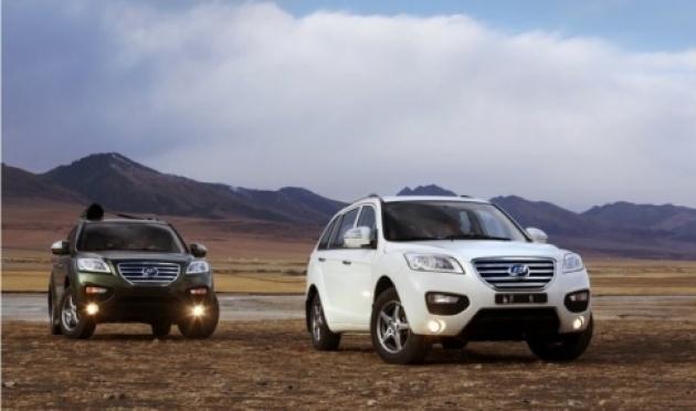 В Йошкар-Оле  появилась новая марка автомобилей LIFAN