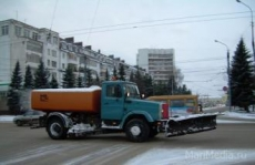 Следующая неделя для йошкар-олинских коммунальщиков начнется с уборки улицы Первомайской