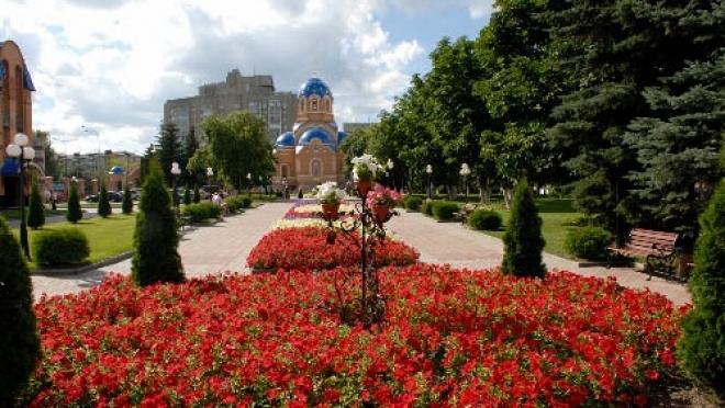 В Йошкар-Оле стартовал городской конкурс цветников