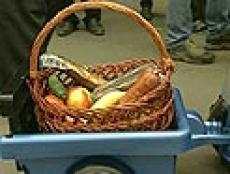 Сотрудники Управления исполнения наказаний по Марий Эл похвастались «Дарами осени»