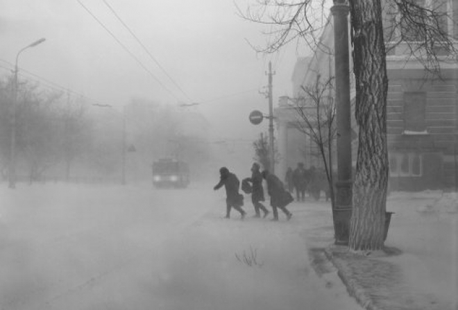 Синоптики обещают снегопад