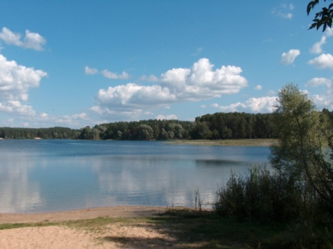 На озере Яльчик работают экологи