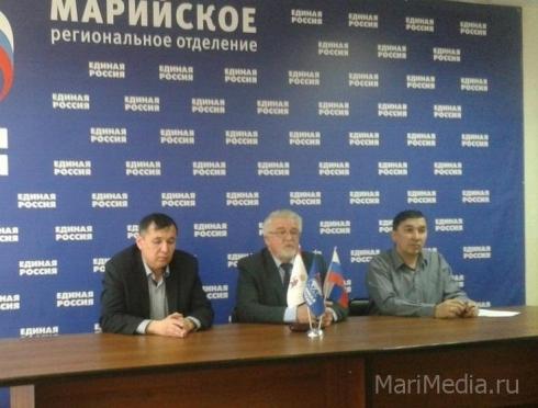 «Единая Россия» отчиталась о ходе подготовки к предварительному голосованию